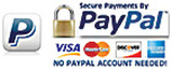 Subscribe via secure Paypal facility.